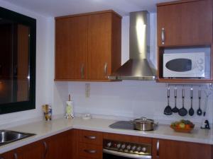 136 Apartamento primera planta en Marina Sant Jordi Apartamento  Ametlla de Mar (L')
