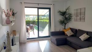 215 MSJ80 Moderno Bajo Marina Sant Jordi Appartement  Ametlla de Mar (L')