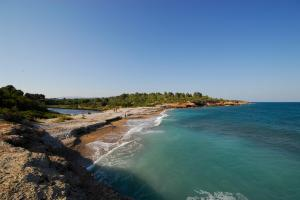066 Villa Mestral Con Vista Al Mar Casa aislada Urb. Calafat Ametlla de Mar (L')