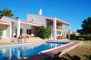 066 VILLA MESTRAL Casa aislada Urb. Calafat Ametlla de Mar (L')