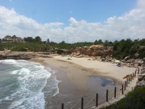 111 Villa Voramar Con Piscina Privada Casa adosada Calafat Ametlla de Mar (L')