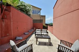 C001 Villa Carmens LloretHoliday Detached house Santa Cristina Blanes