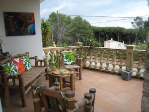 001 Villa Dunes Einzelhaus / Villa Costa Brava Pals