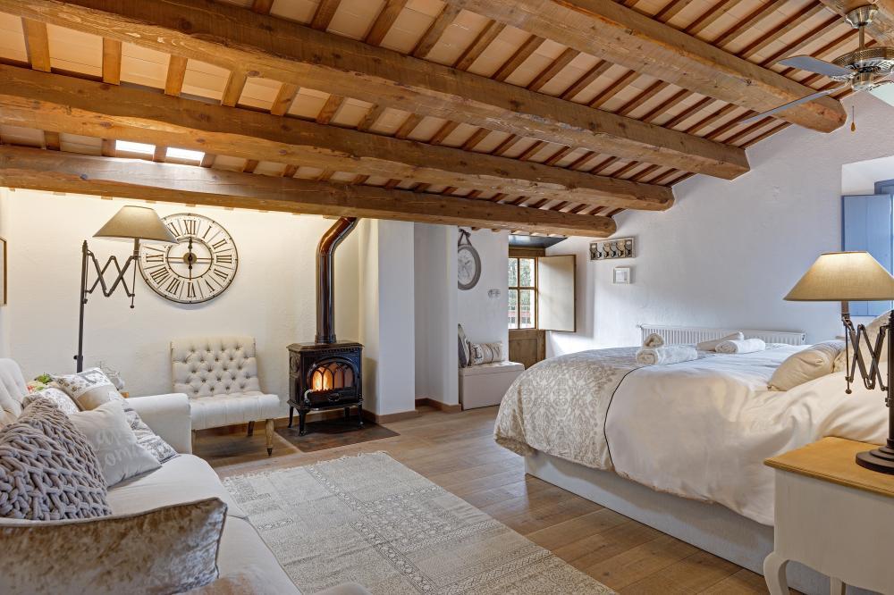 1508 Can Font de Muntanya Casa rural  Cruïlles, Monells i Sant Sadurní de l'Heura