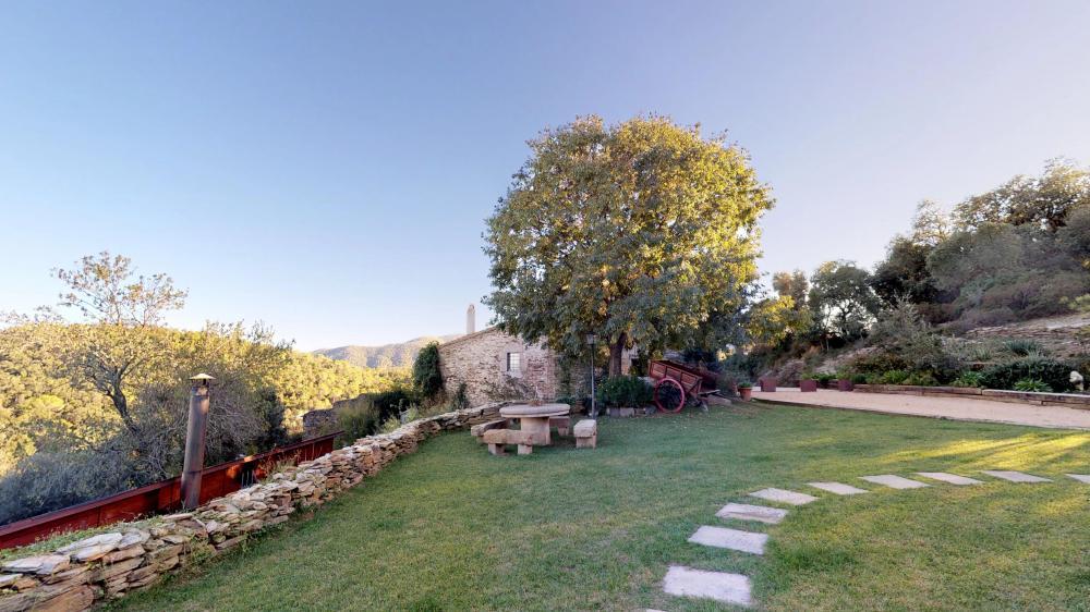 CM1508 CAN FONT DE MUNTANYA Masion rurale Parc Natural de les Gavarres Cruïlles, Monells i Sant Sadurní de l'Heura