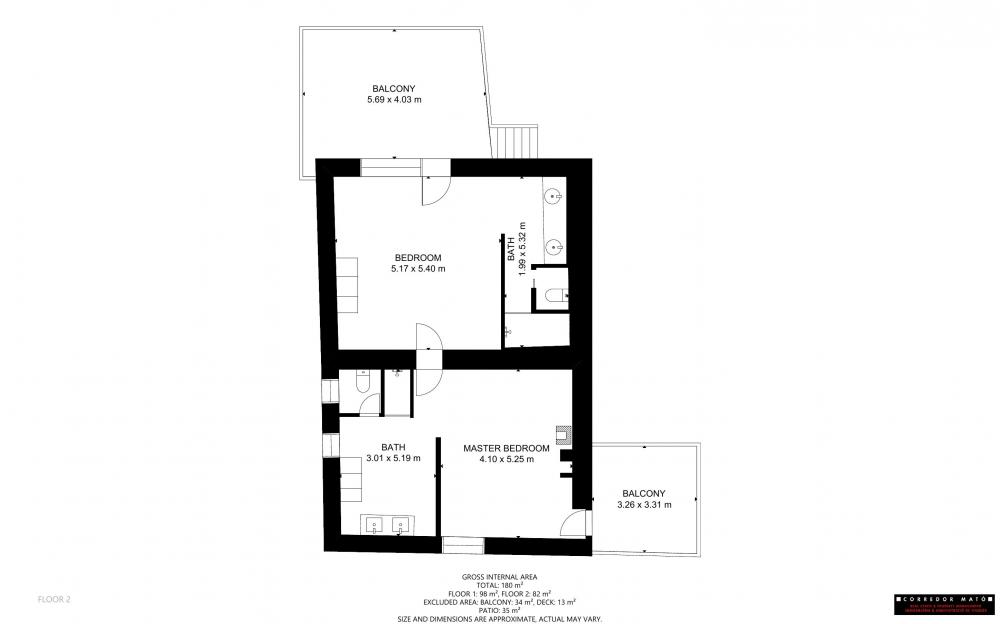 CM1508 CAN FONT DE MUNTANYA Villa privée / Villa Costa Brava Cruïlles, Monells i Sant Sadurní de l'Heura