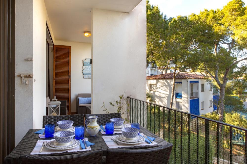 CM1606 ELS FORCATS Apartament  Calella de Palafrugell
