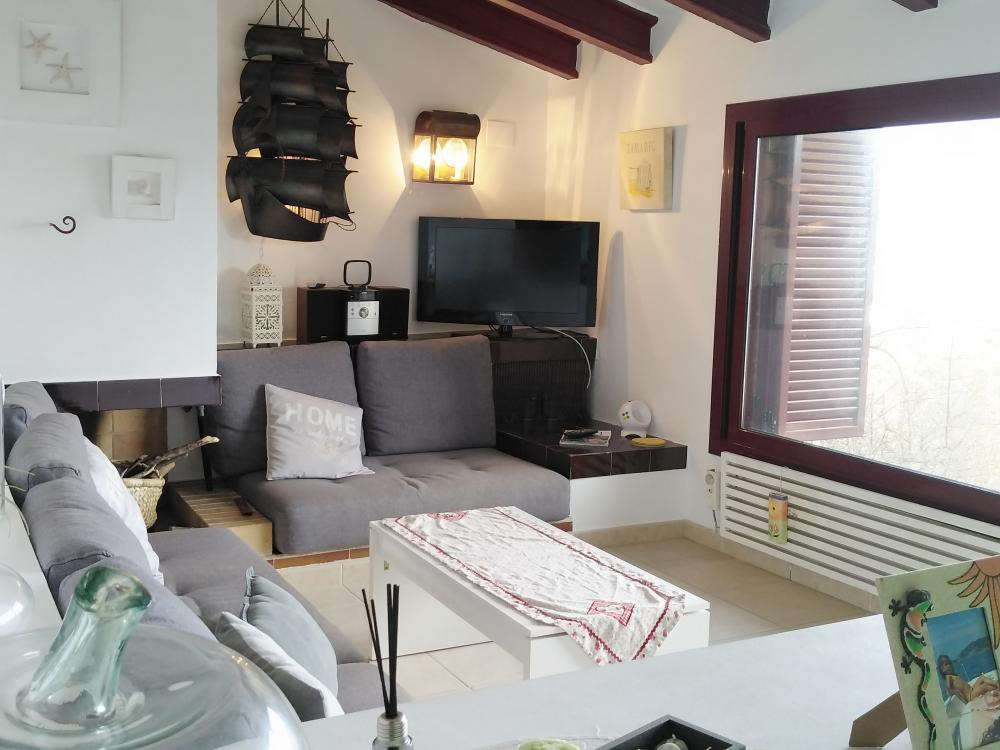 CM1674 CAPSACOSTA 8 - Tamariu  - Costa Brava - Baix Empordà Apartament  Tamariu