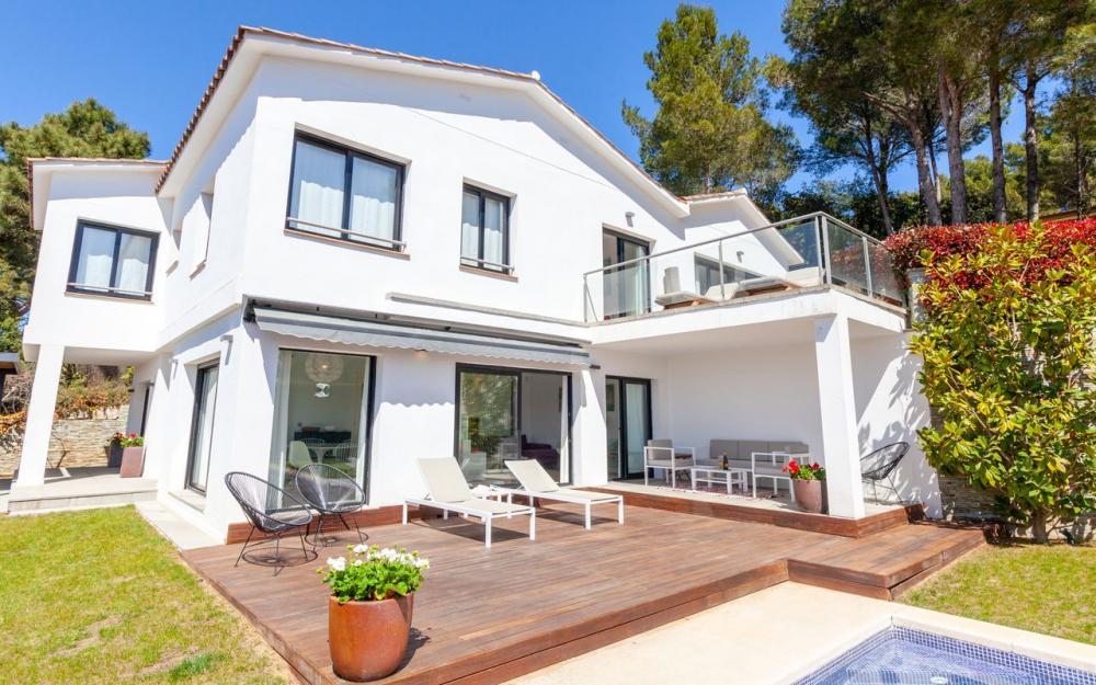 CM1725 LLEBEIG Casa aïllada / Villa  Tamariu
