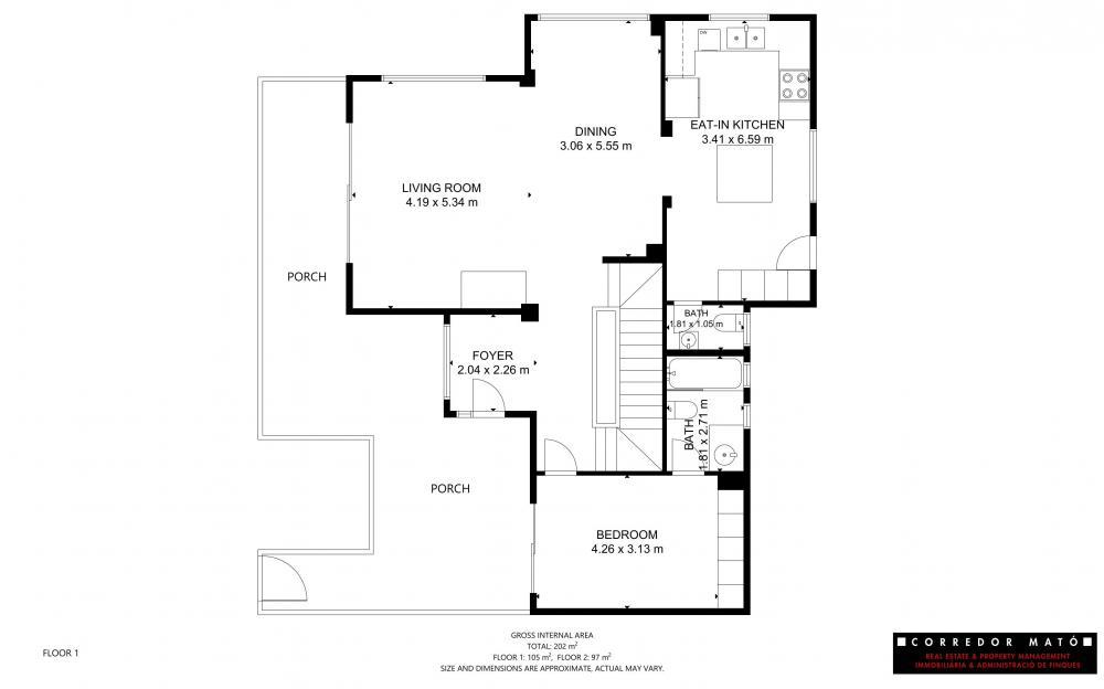 CM718 FILIPINAS Отдельный дом / Villa Costa Brava Tamariu
