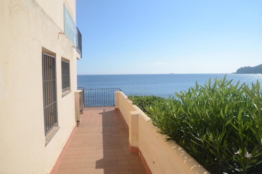 CM1255 TRAGAMAR E Apartament Platja de Canadell Calella de Palafrugell
