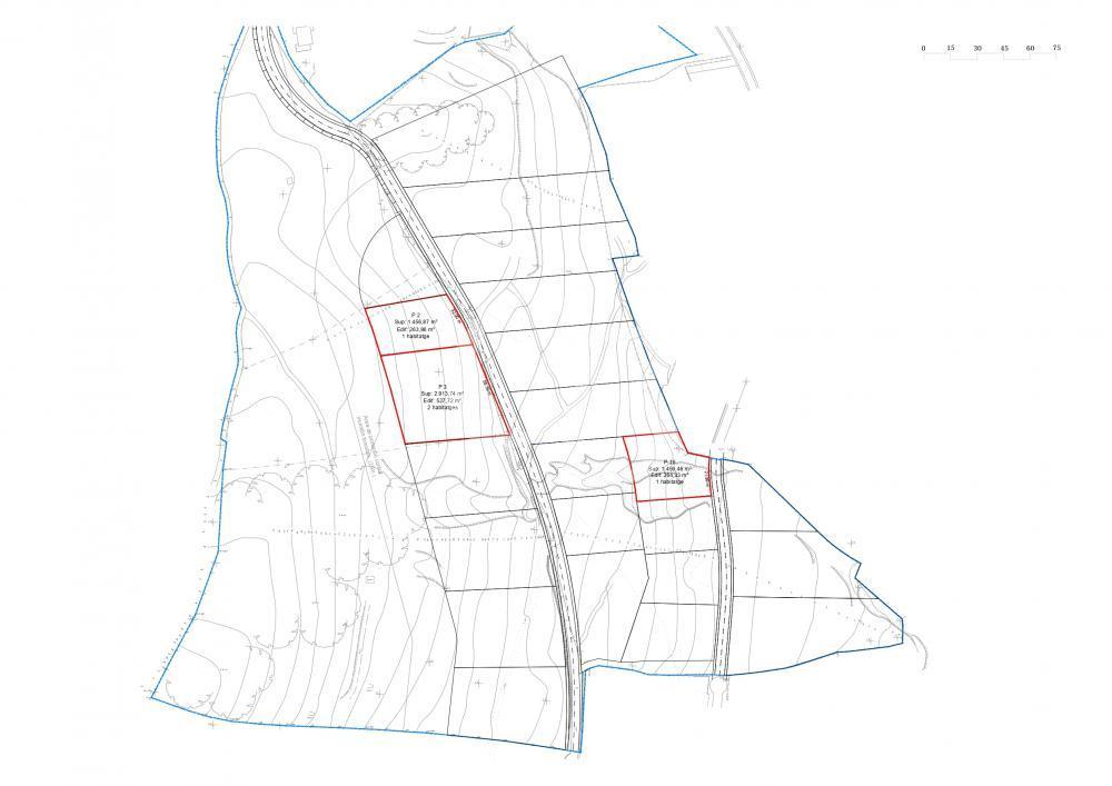 T155 PARCELA CON VISTAS ESPECTACULARES EN AIGUABLAVA Terreno Aiguablava Begur