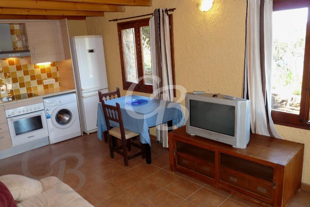 2044 CASA AMB PISCINA A BEGUR Apartamento