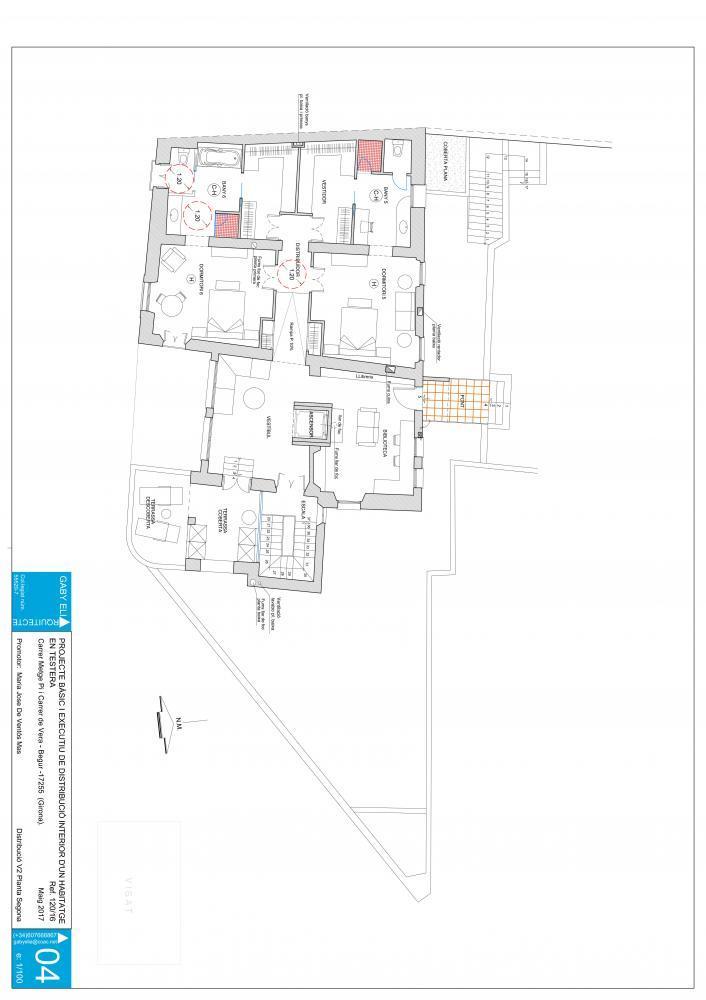 5189 Casa Pi Village house Centre Begur