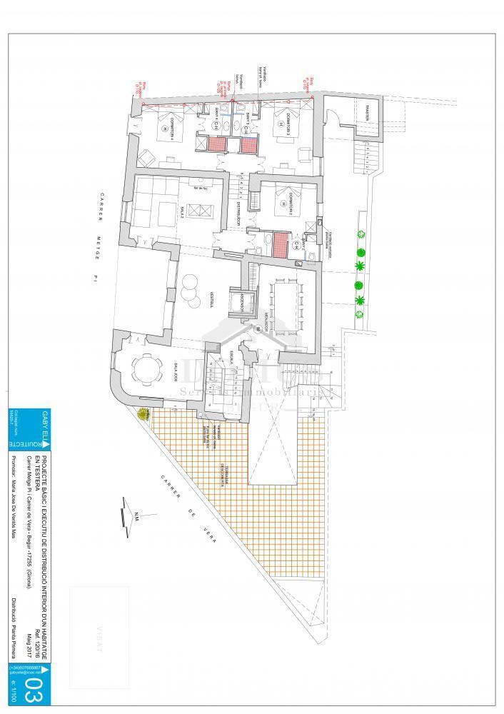5189 Casa Pi Casa de pueblo Centre Begur