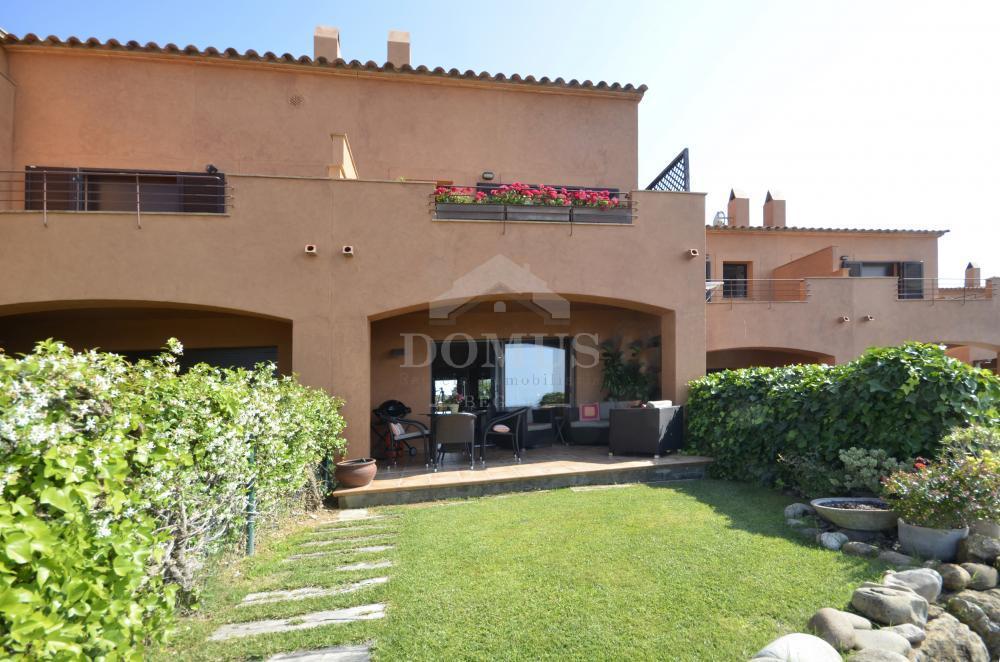 011 Casa Pavello Semi-detached house Centre Begur