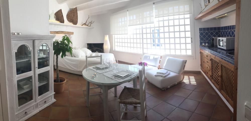 101.10 Casc Antic Alquiler de apartamento en Cadaqués en el Casco Antiguo Apartamento Casc Antic Cadaqués
