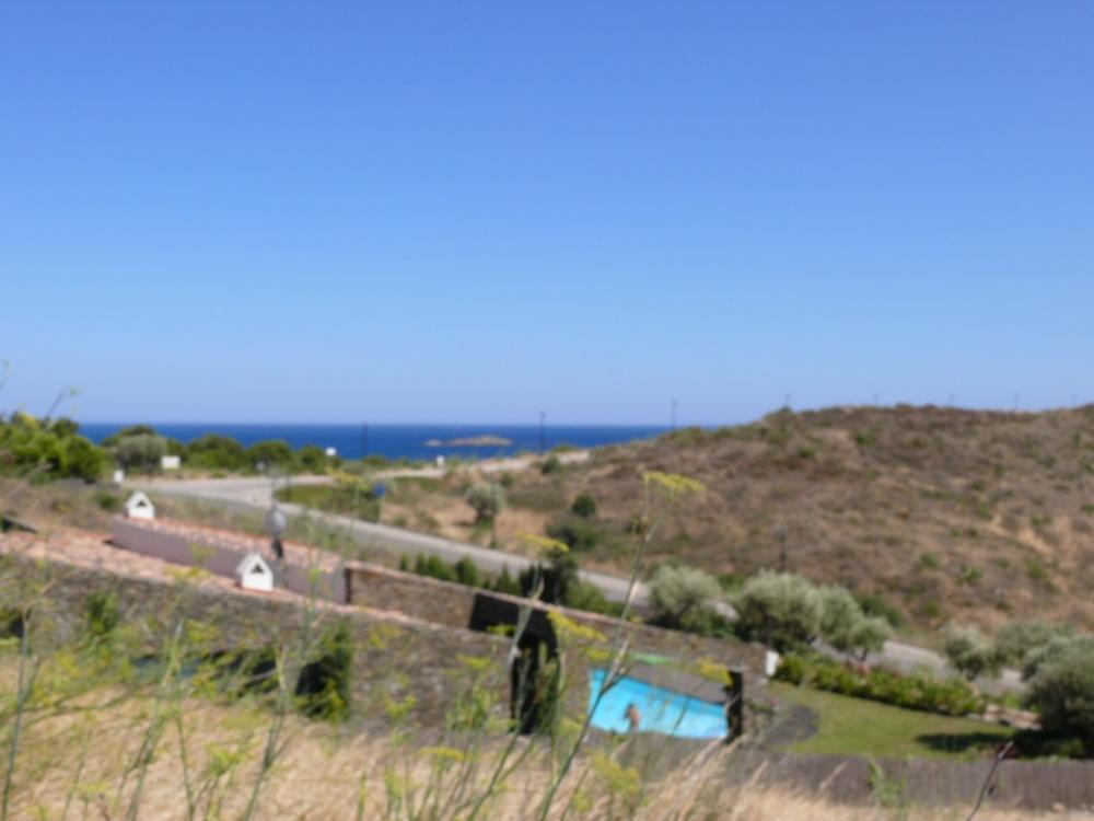 Parcela de 3.000 m² en S'Alqueria con vistas al mar