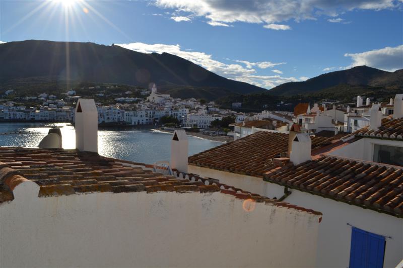 Apartamento de una habitación con terraza y vistas al mar en la zona de Es Poal