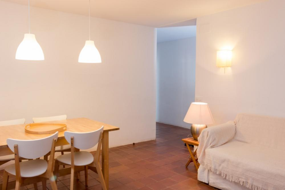 101.59 Port Alguer Apartamento de un dormitorio situado en la playa de Port d´Alguer. Apartamento Port Alguer Cadaqués