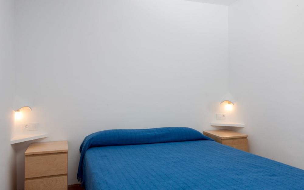101.59 Port Alguer Apartamento de un dormitorio situado en la playa de Port d´Alguer. Apartment Port Alguer Cadaqués