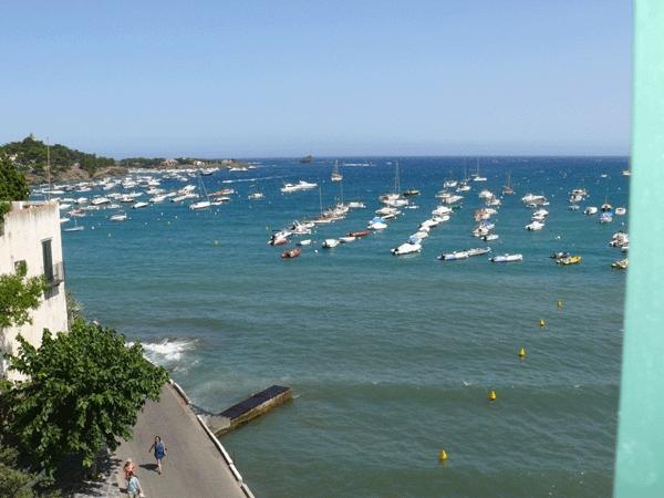 101.65 Port Alguer Apartamento renovado con dormitorio en la playa de Port d´Alguer Apartamento Port D´alguer Cadaqués