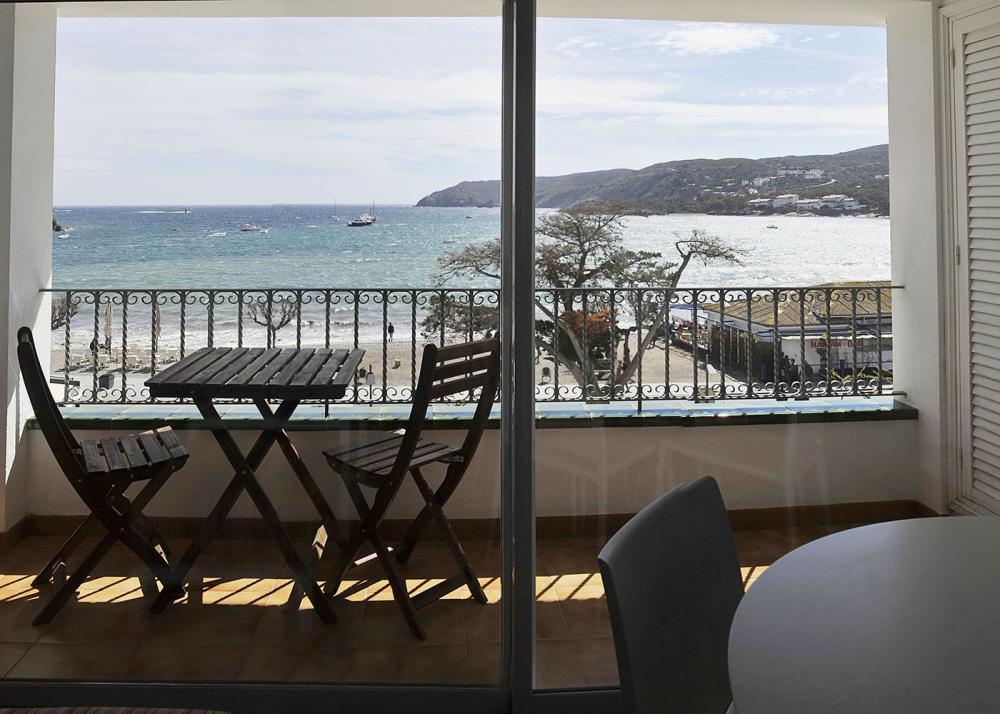 101.76 Passeig Estudio con un dormitorio en el centro del pueblo con fantásticas vistas a la bahía Apartament Centre Cadaqués