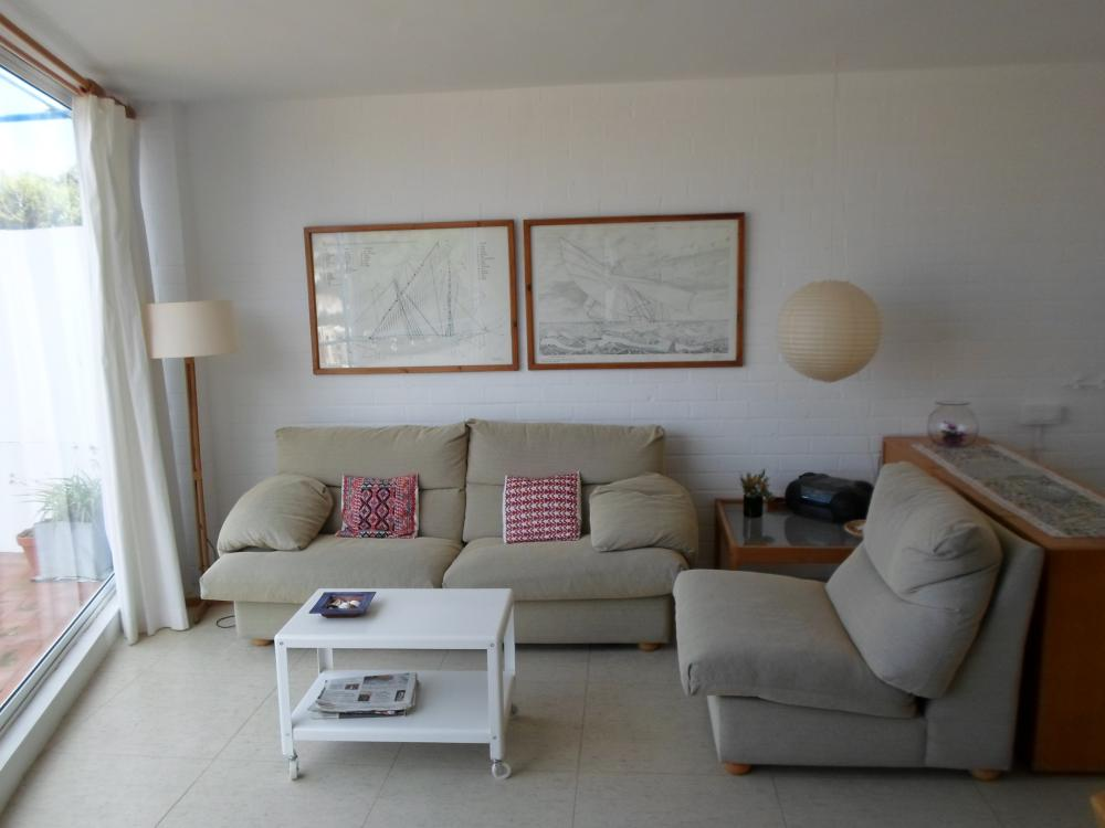 101.138 Tusquets Apartamento de un dormitorio con terracita Appartement Es Colomer Cadaqués
