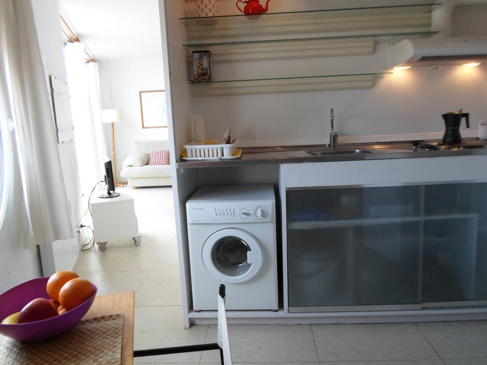 101.138 Tusquets Apartamento de un dormitorio con terracita Apartament Es Colomer Cadaqués