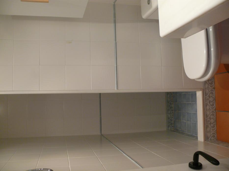Apartamento con dos dormitorios en la zona d'Es Poal.