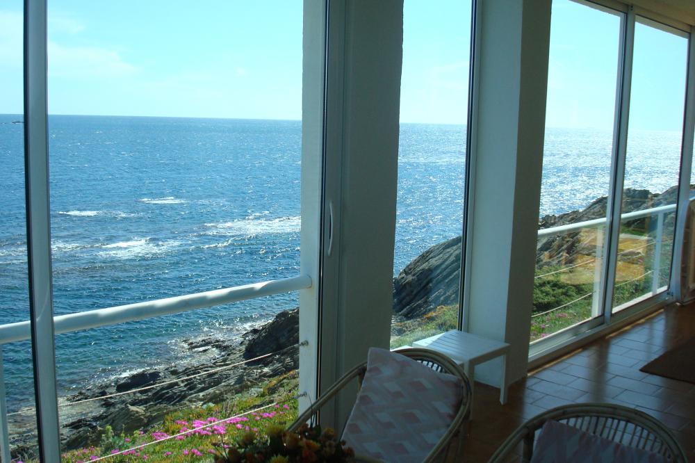 102.09 Caials Casa con jardín y cuatro dormitorios en Caials delante del mar Apartment Caials Cadaqués