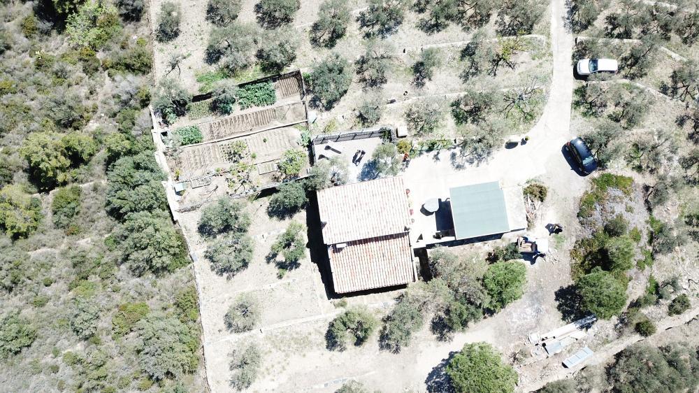102.28 Carretera Cap de Creus Casa con dos dormitorios en la Carretera Cap de Creus y terraza con grandes vistas Villa privée Carretera Cap De Creus Cadaqués