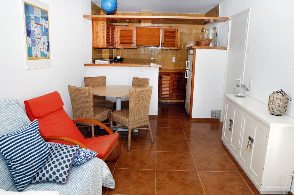 101.56 Les Creus Apartameto de un dormitorio y terraza con vistas a la montaña Apartamento Les Creus Cadaqués