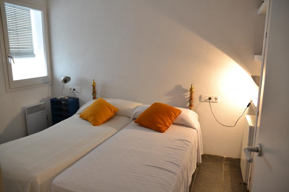 101.42 PORT D'ALGUER Apartamento situado en Port Alguer. Apartament Port D´alguer Cadaqués