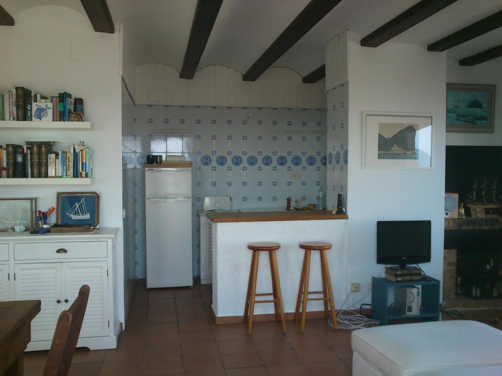 101.75 CAIALS Ático situado en la zona de Caials. Apartament Caials Cadaqués