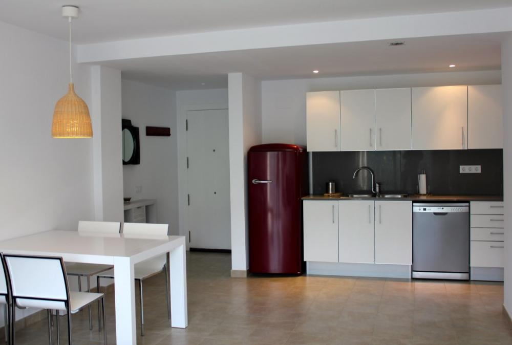 Apartamento en el centro de Cadaqués con plaza de párking.