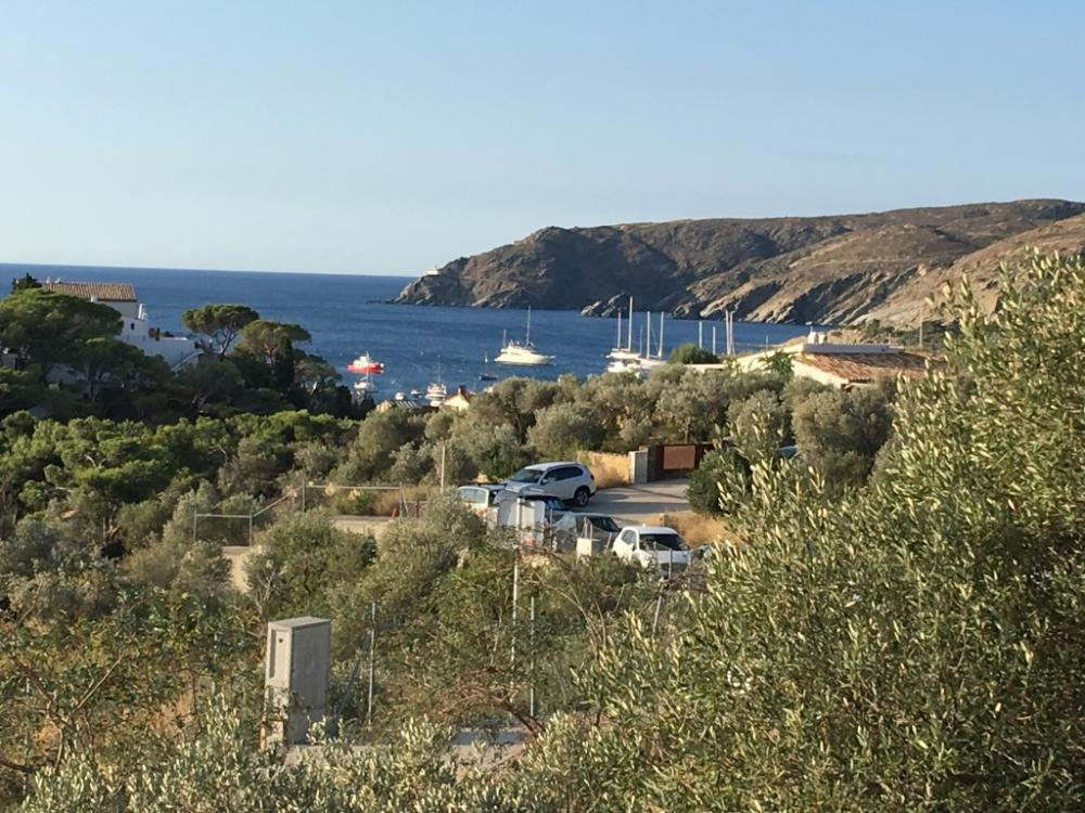 HERETAT 32 Terreno el en centro del pueblo con vistas al mar Terrain Heretat Cadaqués