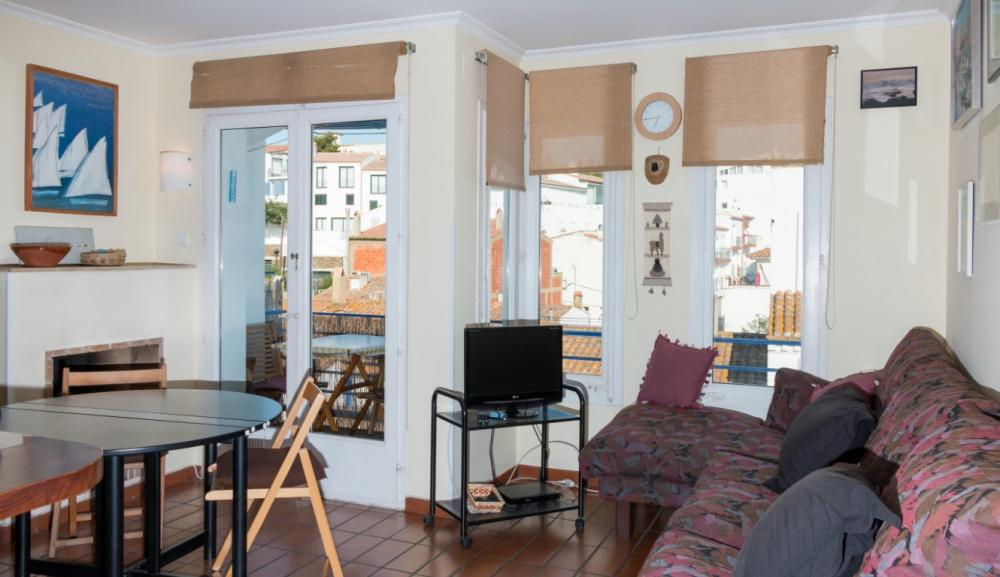 101.121 Sa Tortora Sa Tortora ático Apartament Centre Cadaqués