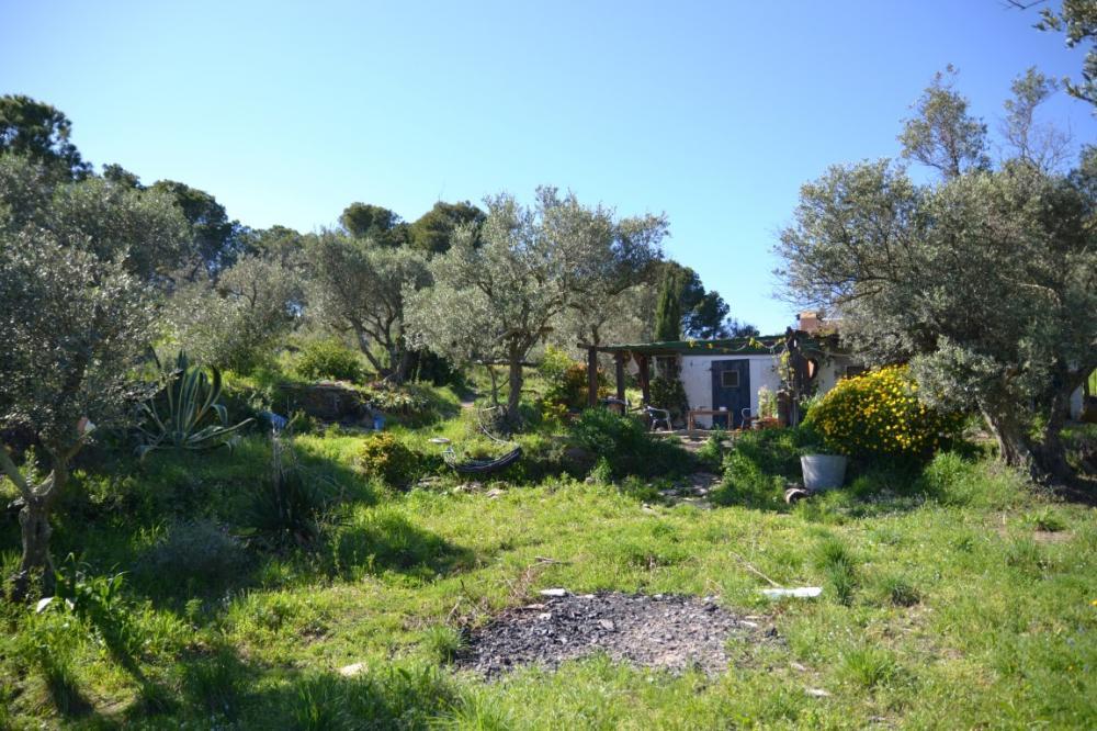 Parcela magnifica en la zona S'Alqueria- Port-Lligat con vistas al mar.