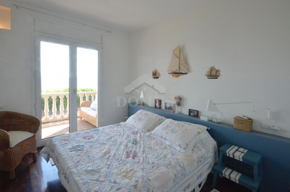 1019 Blanc Appartement Sa Tuna Begur