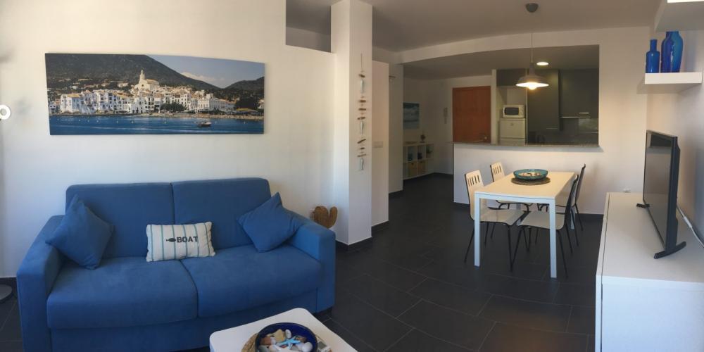 101.118 Trilla Apartament obra nova a l'entrada de Cadaqués Apartamento CENTRE CADAQUÉS