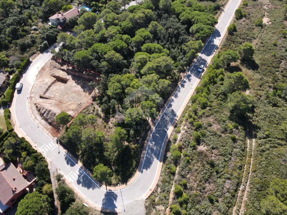 992 Son Rich 2 Building plot Centre Begur