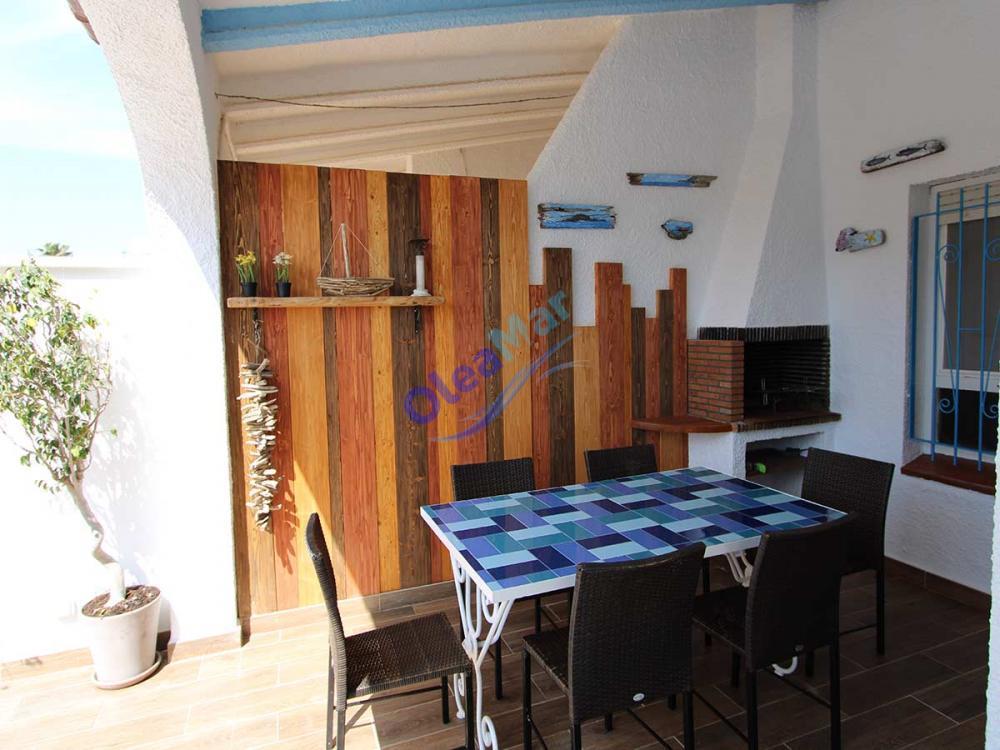 034 MARINERA Einzelhaus / Villa RIUMAR Delta de l'ebre