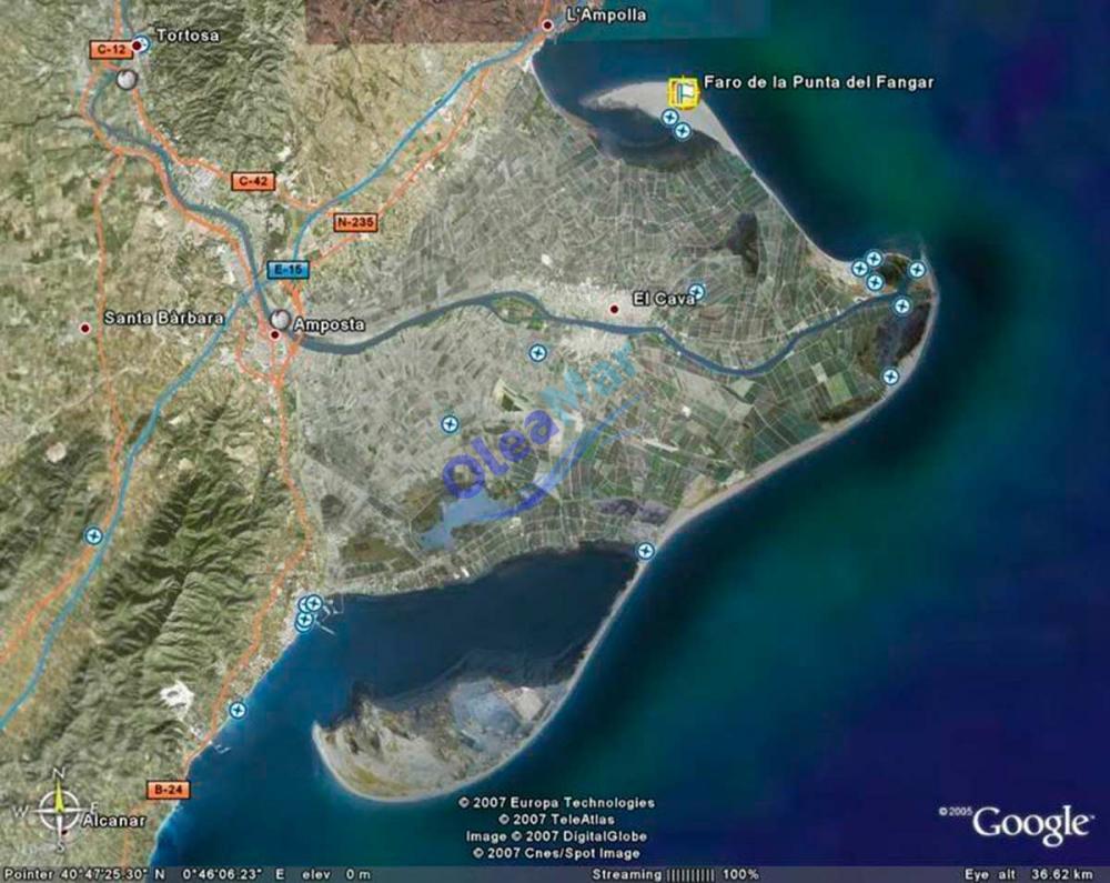 045 NOHEMI Casa aislada RIUMAR Delta de l'ebre