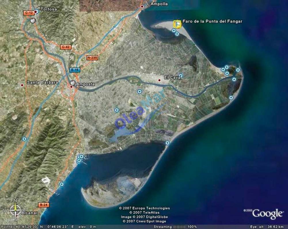 057 SALVAGINA GRAN 39 Semi-detached house RIUMAR Delta de l'ebre