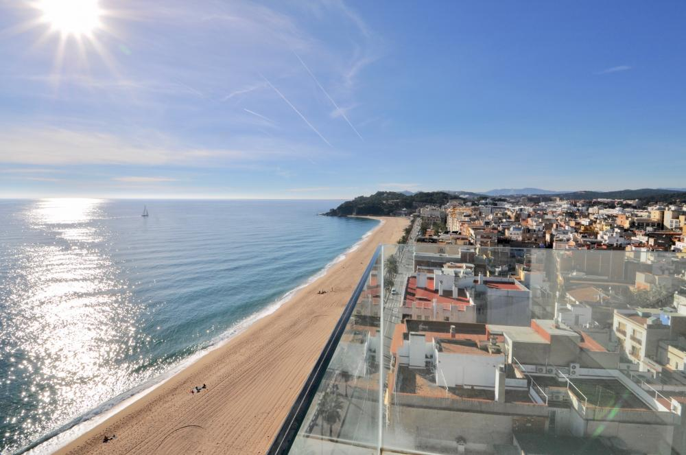 A022 Apartment view of the sea Apartment Centro Lloret de Mar