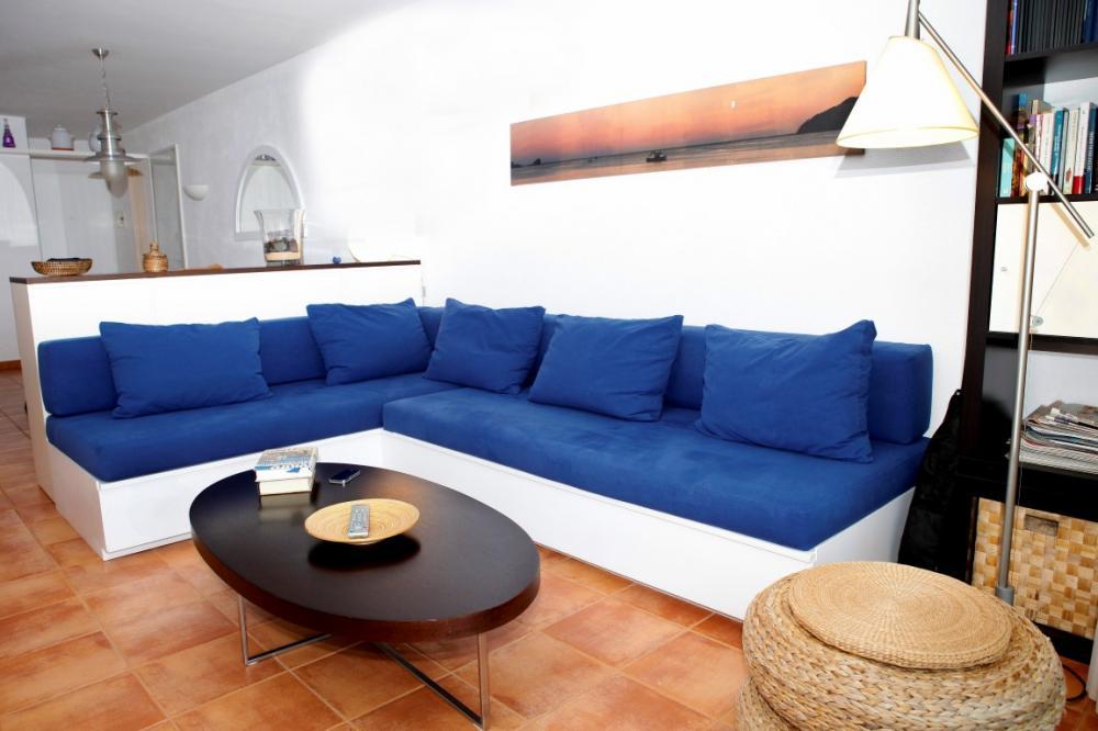 SURUS 45 Apartamento con terraza, jardín y vistas al mar Apartament
