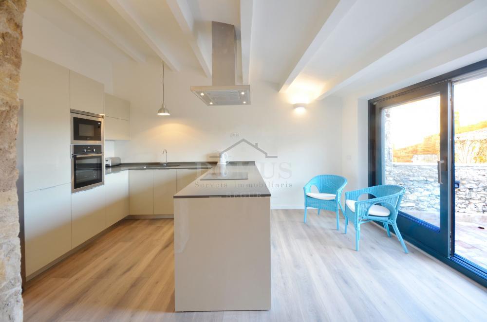 017 Casa calma Maison de village Centre Begur