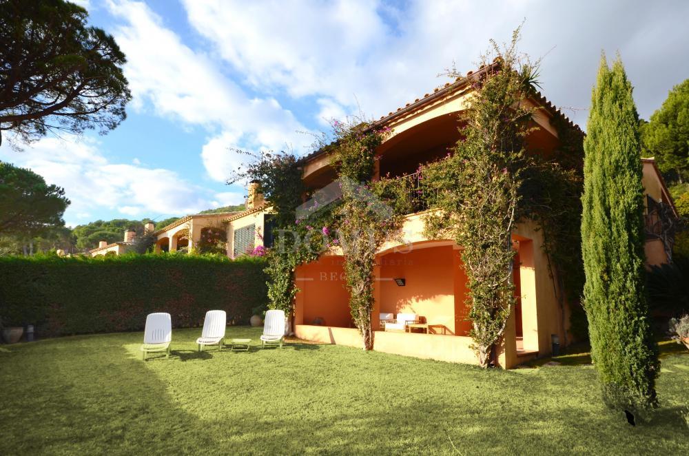 445 Es Castellet Semi-detached house Aiguablava Begur