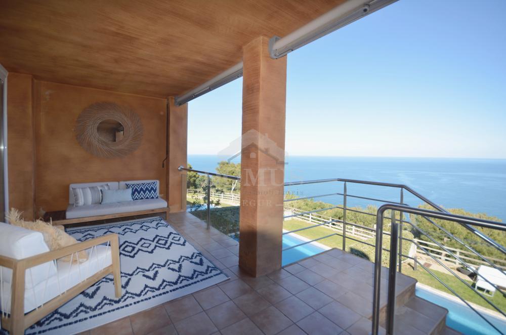 239 Casa Cel-Mar Casa adossada Sa Tuna Begur